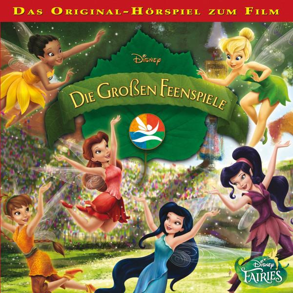 Disney - Tinkerbell - Die großen Feenspiele