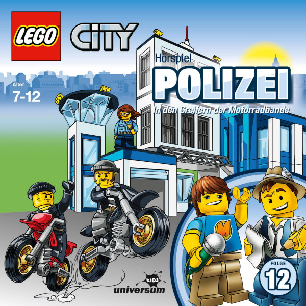 LEGO City: Folge 12 - Polizei - In den Greifern der Motorradbande