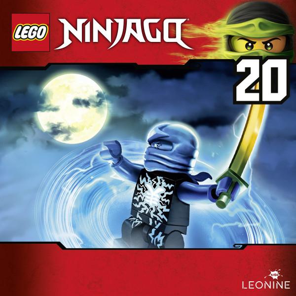 LEGO Ninjago - Folgen 52-54: Die drei Prüfungen