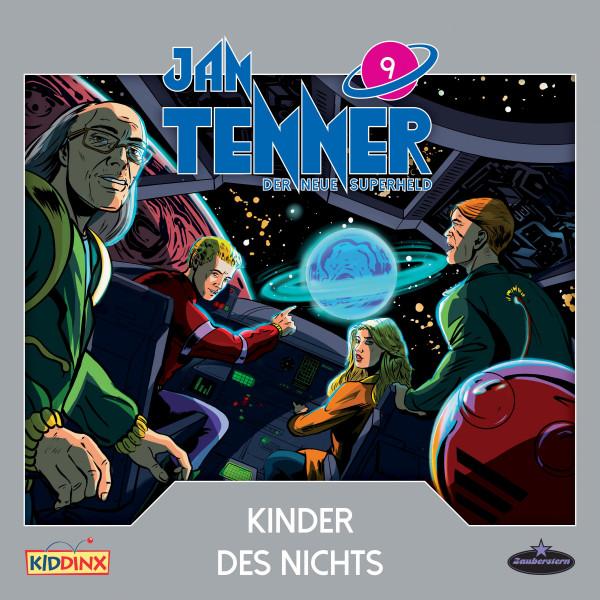 Jan Tenner - Der neue Superheld - Folge 9: Kinder des Nichts