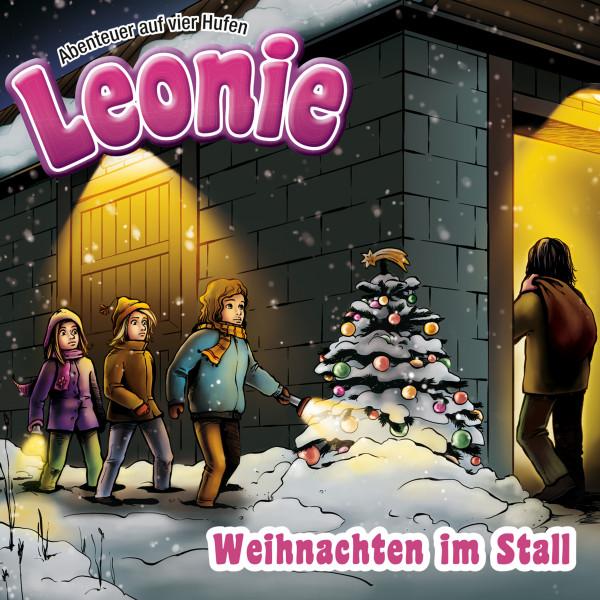 Leonie - Abenteuer auf vier Hufen - Weihnachten im Stall - Leonie - Abenteuer auf vier Hufen