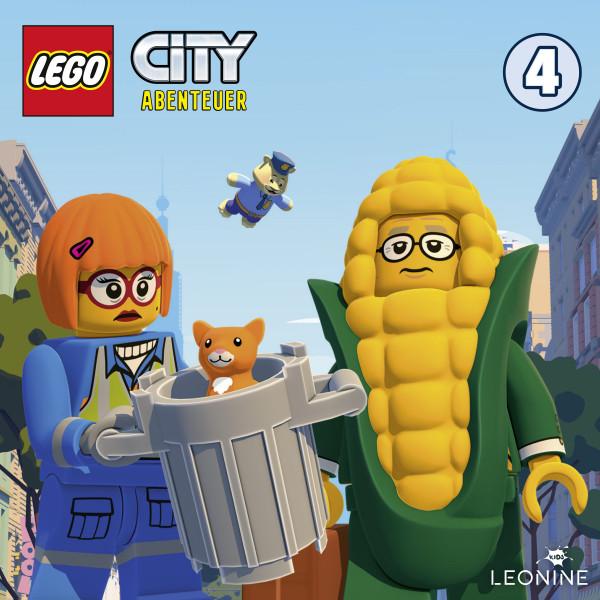 LEGO City - Folgen 16-20: Shirley Sauber singt