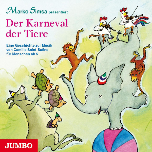 Der Karneval der Tiere