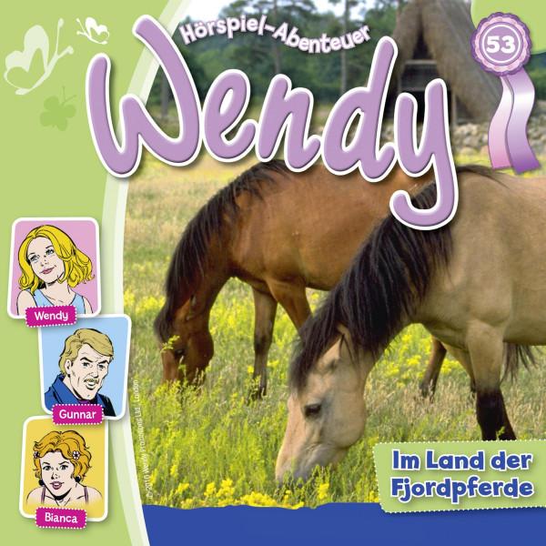 Wendy - Im Land der Fjordpferde - Folge 53