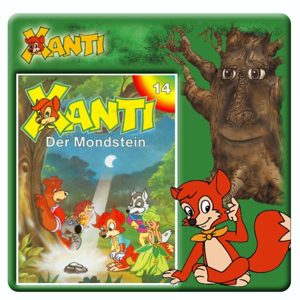 Xanti - Der Mondstein - Folge 14