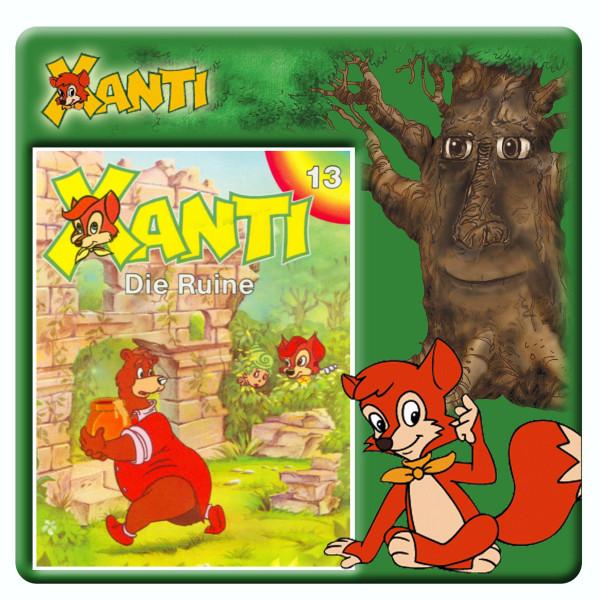 Xanti - Die Ruine - Folge 13
