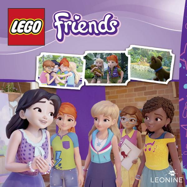 LEGO Friends - Folgen 72-76: Ferien im Dschungel