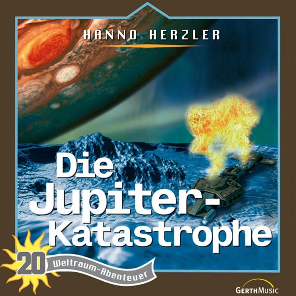 Weltraum-Abenteuer - Die Jupiter-Katastrophe - Weltraum-Abenteuer - Folge 20