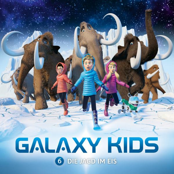 Galaxy Kids - 06: Die Jagd im Eis