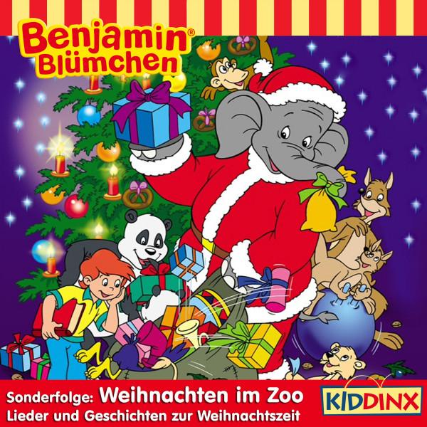 Benjamin Blümchen - Weihnachten im Zoo - Lieder und Geschichten zur Weihnachtszeit