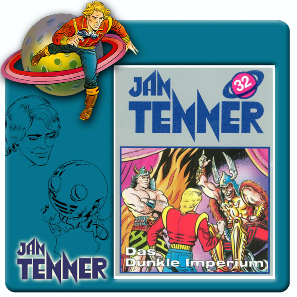 Jan Tenner Classics - Das dunkle Imperium - Folge 32