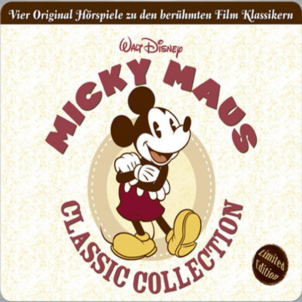 Disney - Micky Maus - Classic Collection