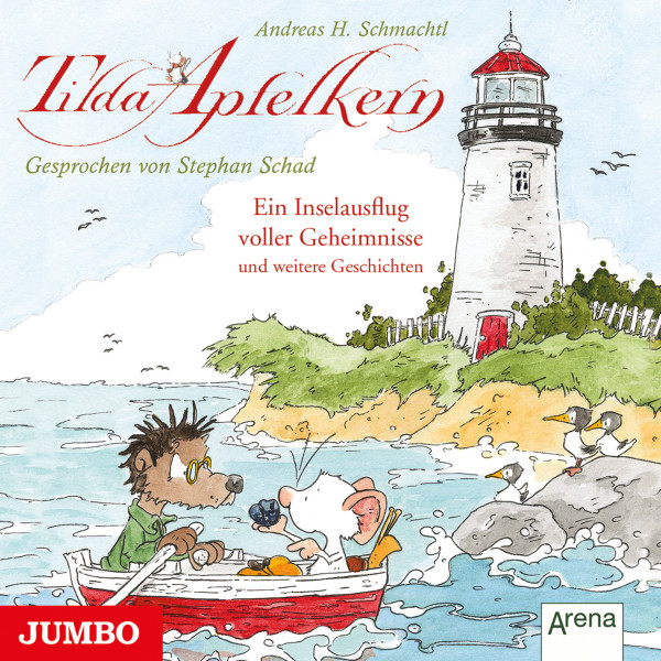 Tilda Apfelkern. Ein Inselausflug voller Geheimnisse und weitere Geschichten