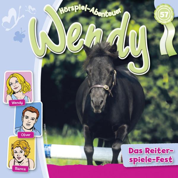 Wendy - Das Reiterspiele-Fest - Folge 57