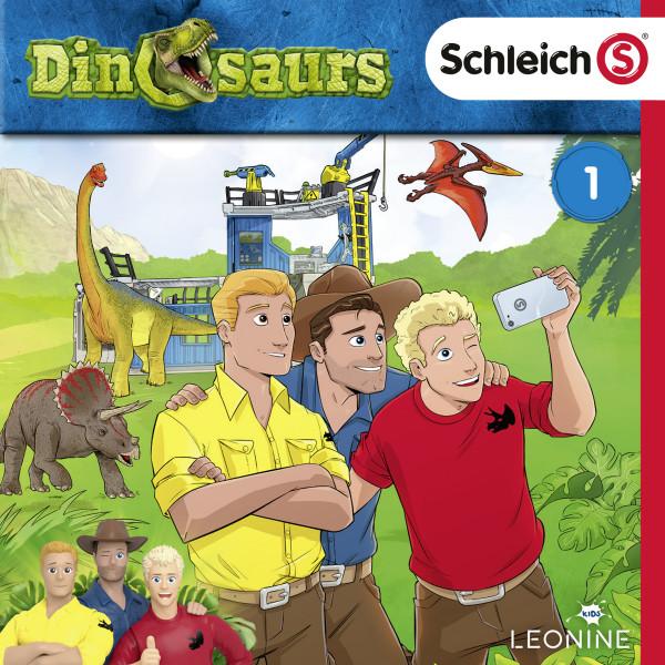 Schleich Dinosaurs - Folgen 01-02: Reise ins Ungewisse