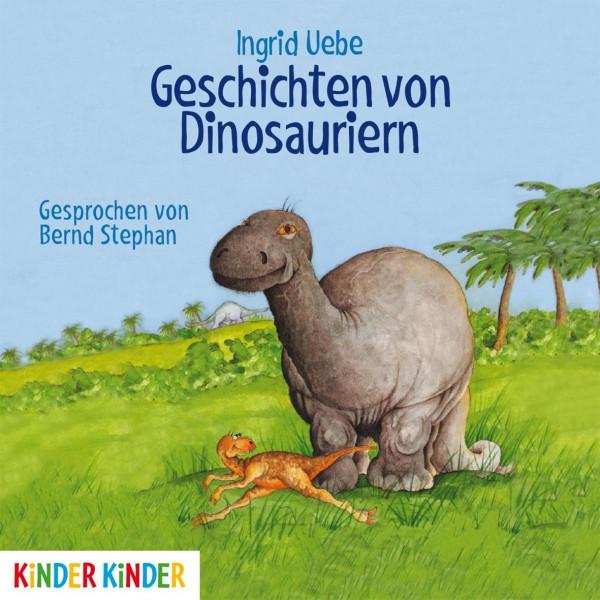 Kinder Kinder - Geschichten von Dinosauriern