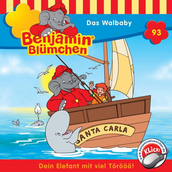 Benjamin Blümchen - Das Walbaby - Folge 93