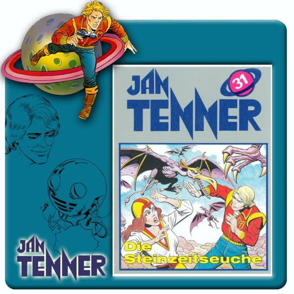 Jan Tenner Classics - Die Steinzeitseuche - Folge 31