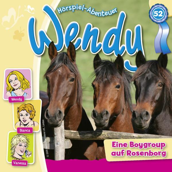 Wendy - Eine Boygroup auf Rosenborg - Folge 52