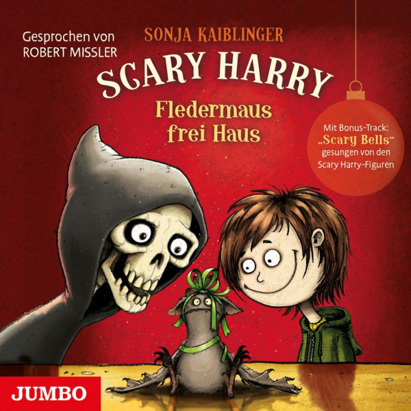 Scary Harry. Fledermaus frei Haus