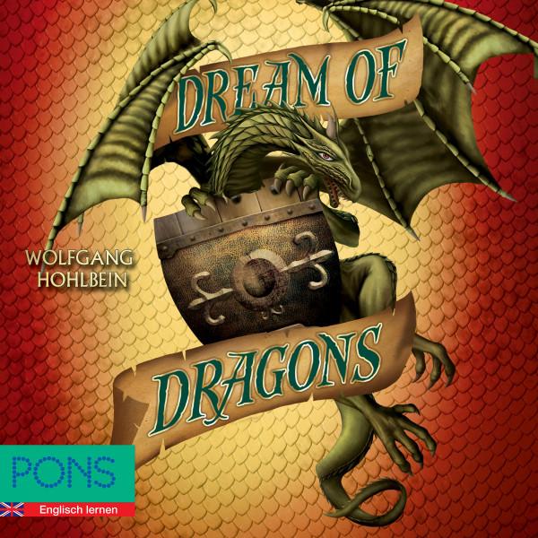 Fantasy auf Englisch - Wolfgang Hohlbein - Dream of Dragons - PONS Fantasy auf Englisch