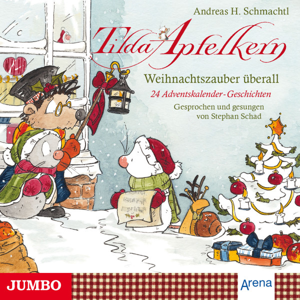 Tilda Apfelkern. Weihnachtszauber überall - 24 Adventskalender-Geschichten und eine Weihnachtsüberraschung