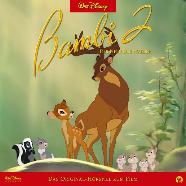 Disney - Bambi 2 - Der Herr der Wälder