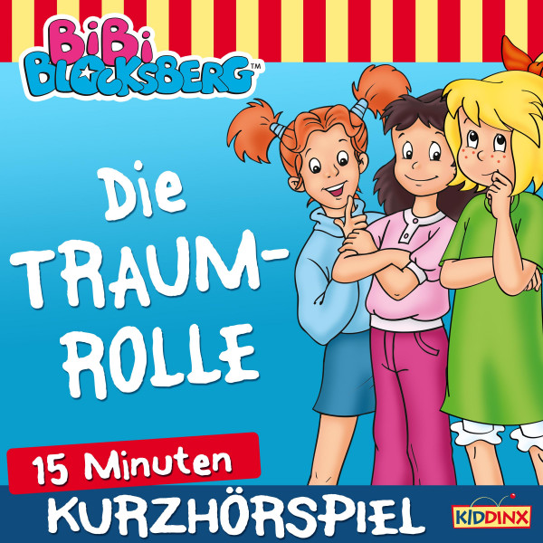 Bibi Blocksberg - Kurzhörspiel - Herr Knaller, der Knaller!