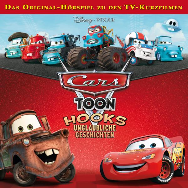Disney - Cars Toon - Hooks unglaubliche Geschichten