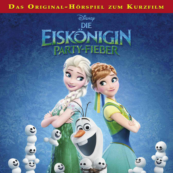 Disney - Die Eiskönigin - Party-Fieber