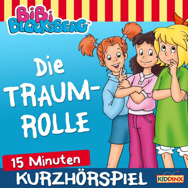 Bibi Blocksberg - Kurzhörspiel - Die Traumrolle