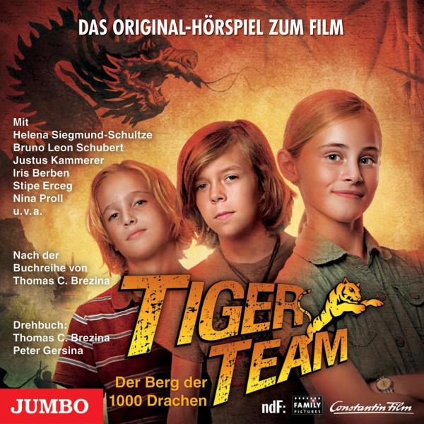 Tiger-Team: Der Berg der 1000 Drachen - Das Original-Hörspiel zum Film