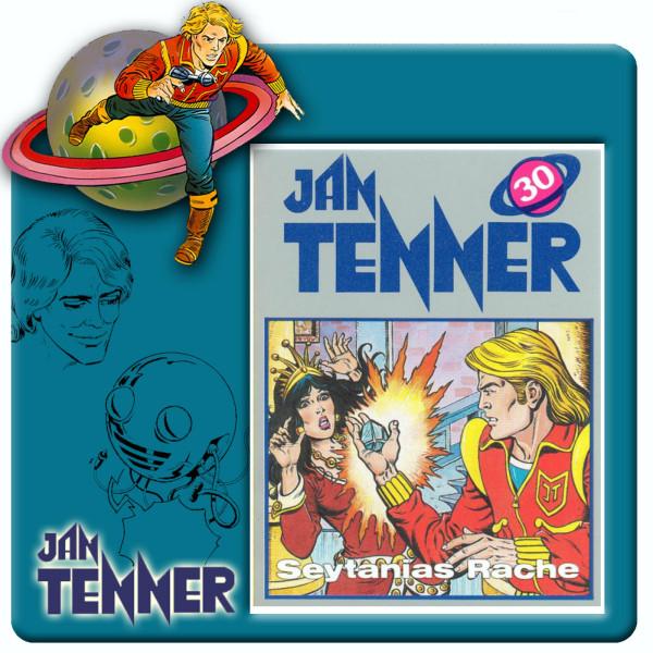 Jan Tenner Classics - Seytanias Rache - Folge 30