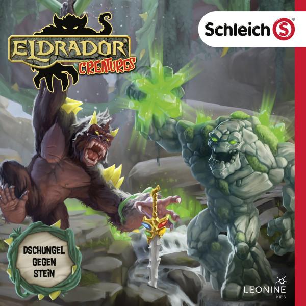 Schleich Eldrador Creatures - Folge 03: Dschungel gegen Stein