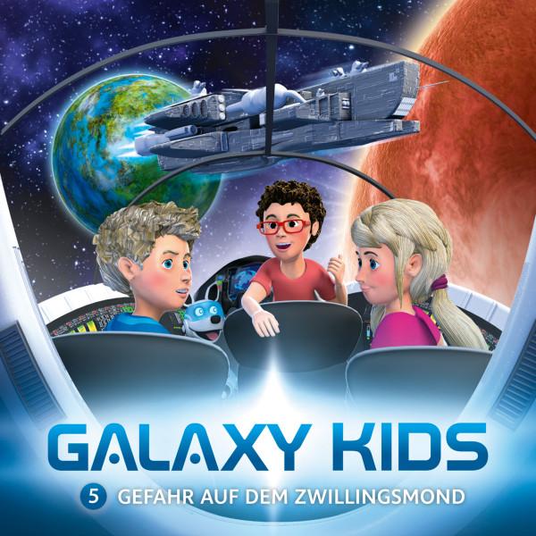 Galaxy Kids - Gefahr auf dem Zwillingsmond - Folge 5