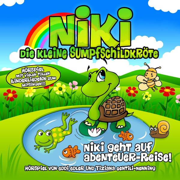 Niki, die kleine Sumpfschildkröte - Niki geht auf Abenteuer-Reise!