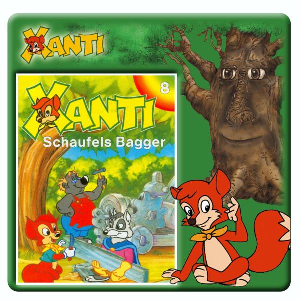 Xanti - Schaufels Bagger - Folge 8