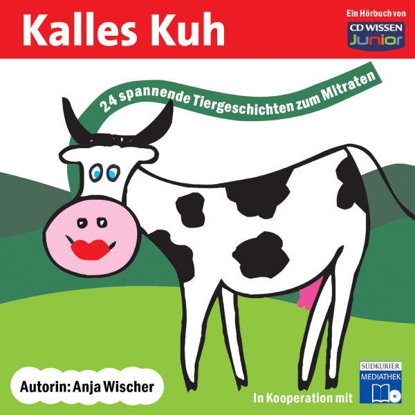 CD WISSEN Junior - Kalles Kuh