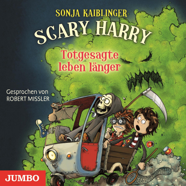 Scary Harry. Totgesagte leben länger