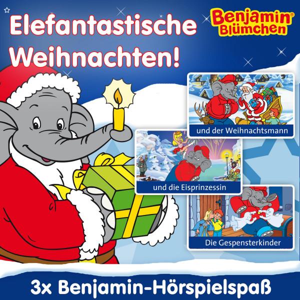 Benjamin Blümchen - Elefantastische Weihnachten