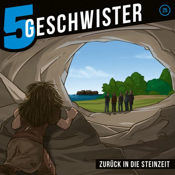 5 Geschwister - 25: Zurück in die Steinzeit