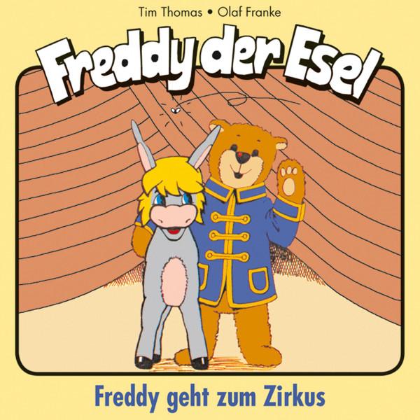 Freddy der Esel - Geht zum Zirkus - Folge 6