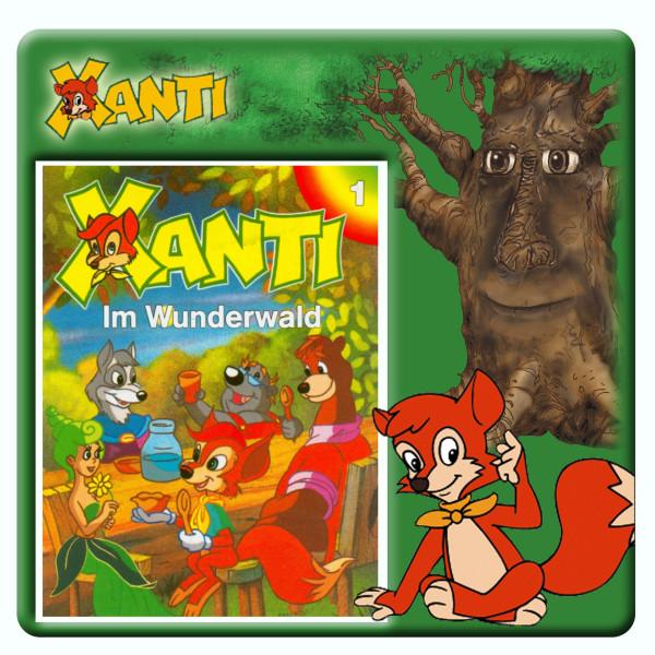 Xanti - Im Wunderwald - Folge 1