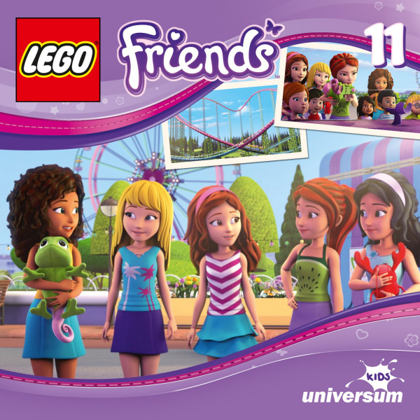 LEGO Friends: Folge 11: Die Suche nach dem Handy