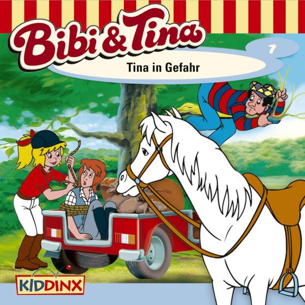 Bibi & Tina - Folge 7: Tina in Gefahr