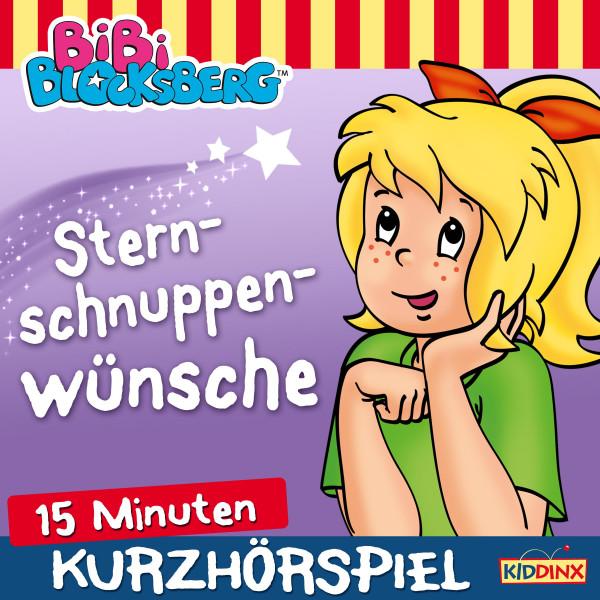 Bibi Blocksberg - Kurzhörspiel - Sternschnuppenwünsche