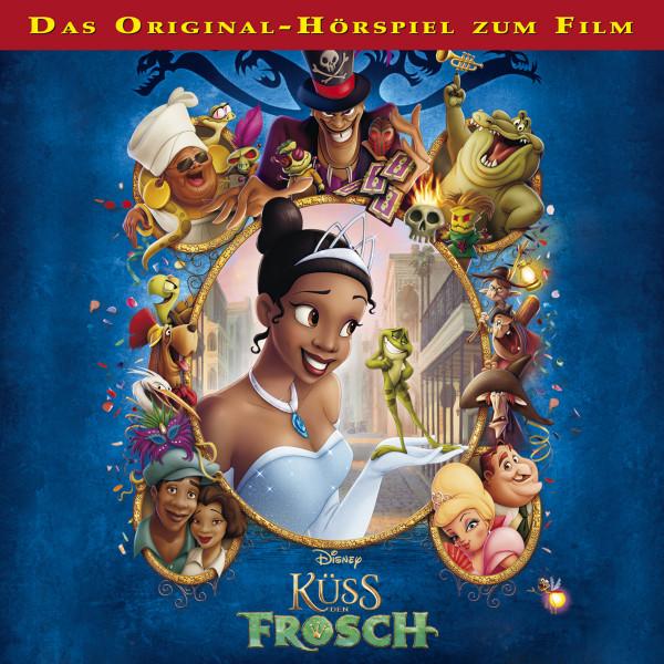 Disney - Küss den Frosch