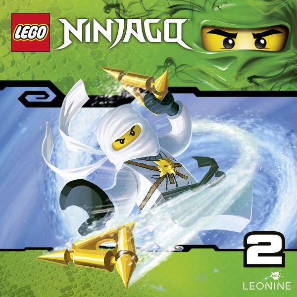 LEGO Ninjago - Folgen 4-6: Traue niemals einer Schlange
