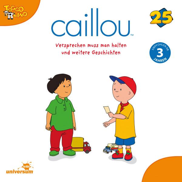 Caillou - Folgen 269-277: Versprechen muss man halten