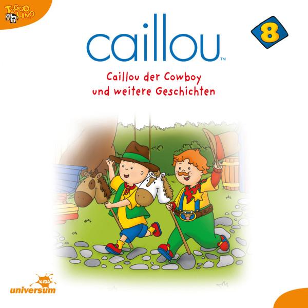 Caillou - Folgen 91-106: Caillou der Cowboy